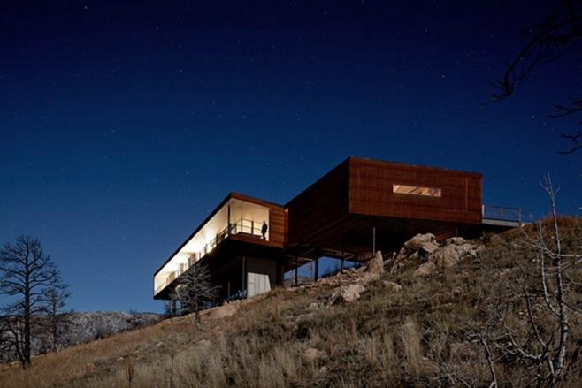 Sunshine Canyon Residence 27