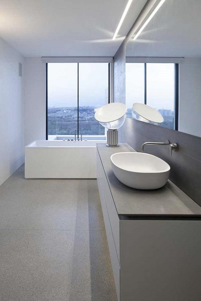 Y Duplex penthouse in Tel Aviv 18