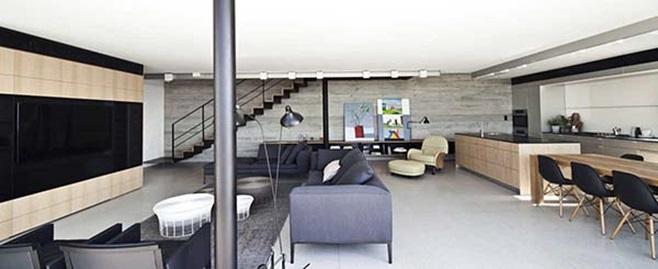 Y Duplex penthouse in Tel Aviv 2