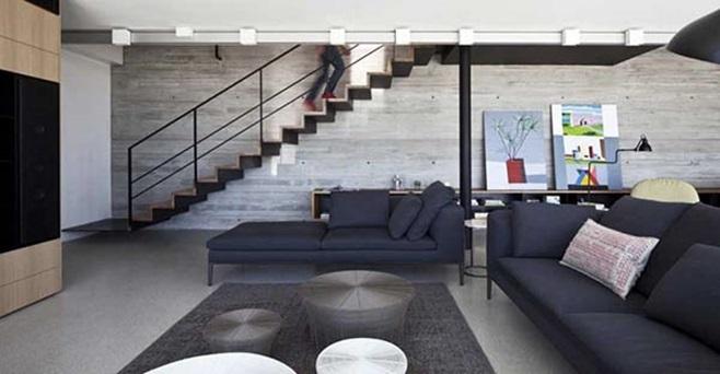 Y Duplex penthouse in Tel Aviv 3