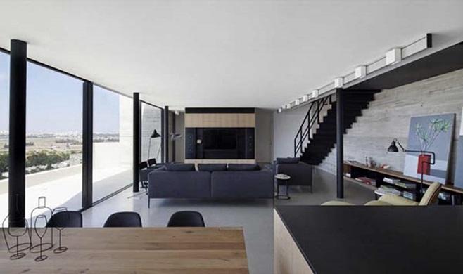 Y Duplex penthouse in Tel Aviv 4