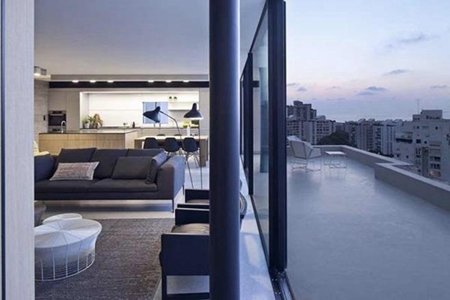Y Duplex penthouse in Tel Aviv 6