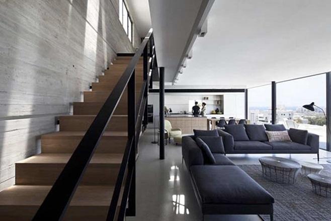 Y Duplex penthouse in Tel Aviv 7
