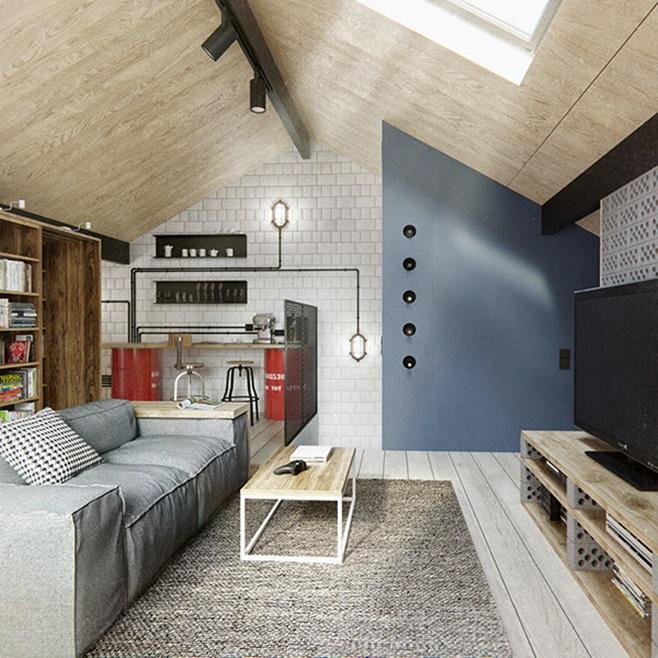 Duplex features minimalist 16