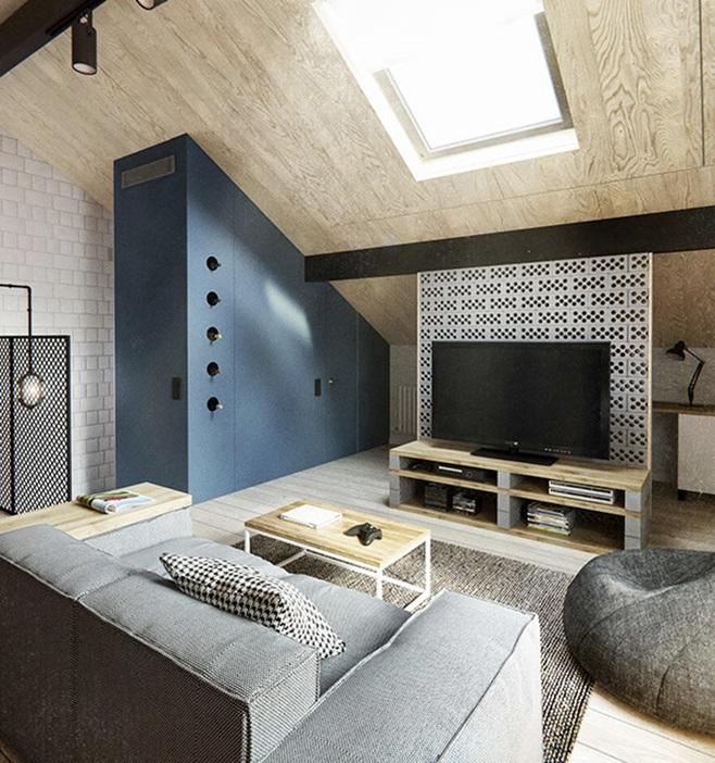 Duplex features minimalist 18