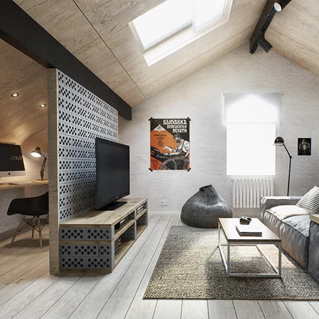 Duplex features minimalist 20