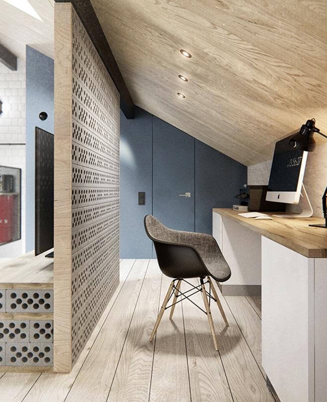 Duplex features minimalist 21