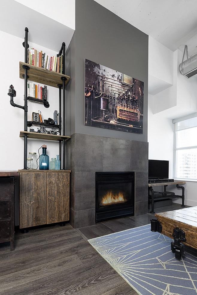 Modern loft in Toronto 4