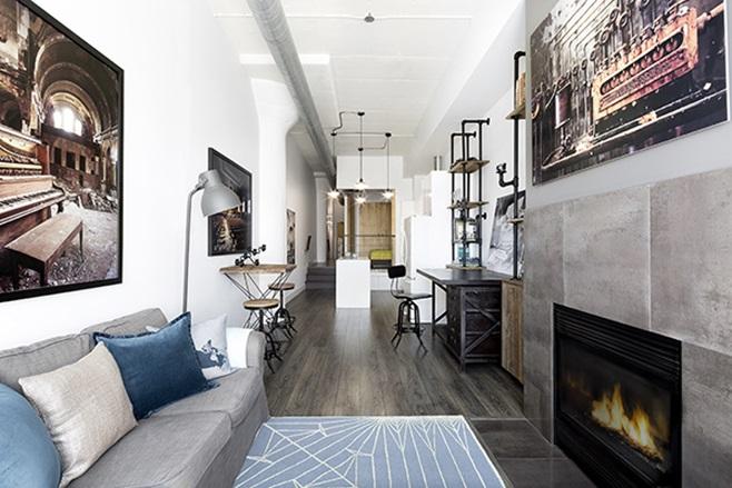 Modern loft in Toronto 5