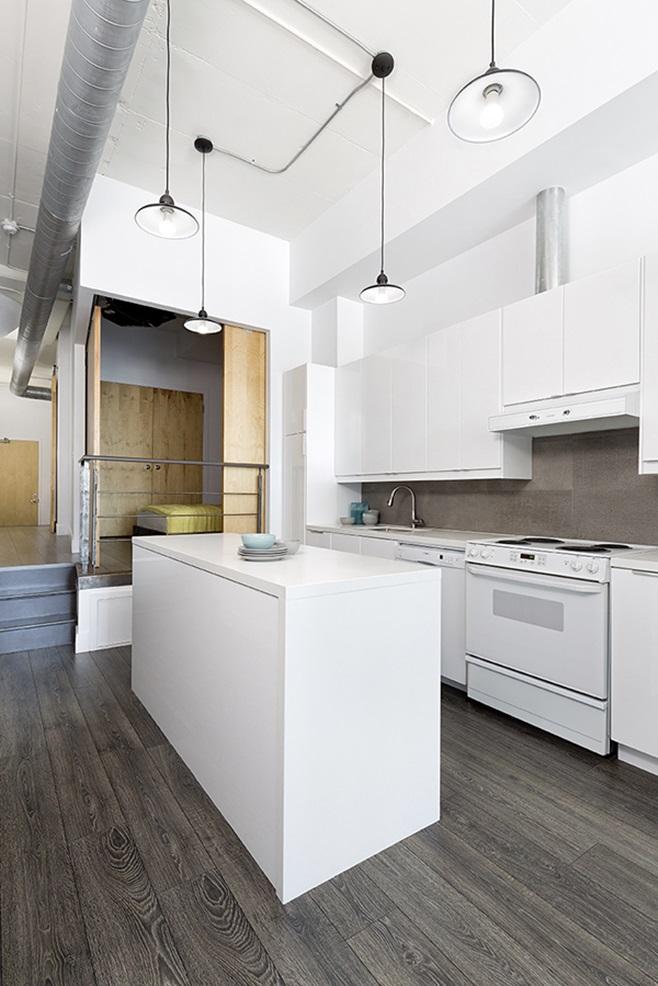 Modern loft in Toronto 6