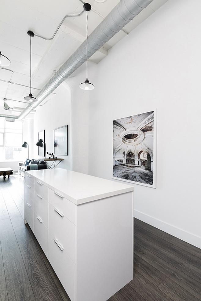 Modern loft in Toronto 7