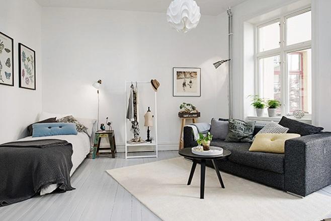 Scandinavian studio 8