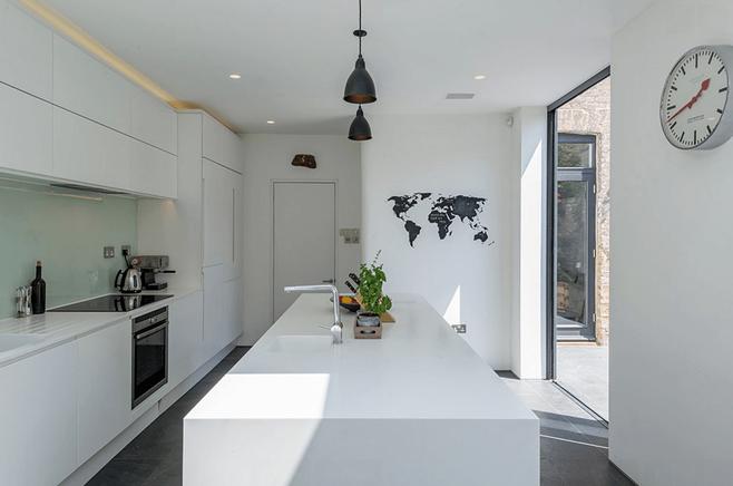 White Kitchen 7