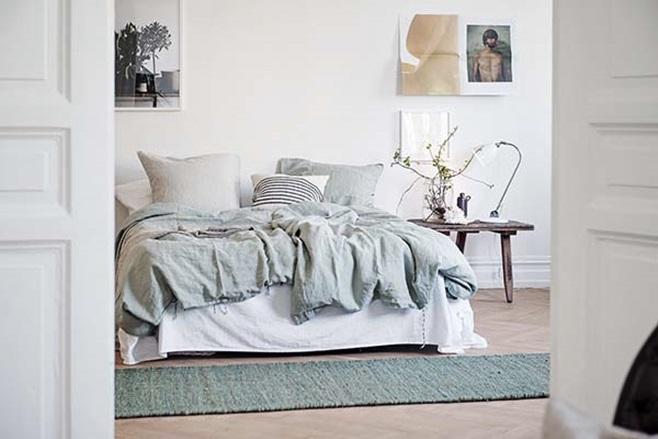 beautiful Scandinavian apartment 12