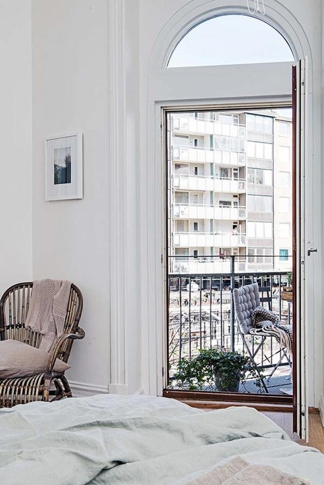 beautiful Scandinavian apartment 13