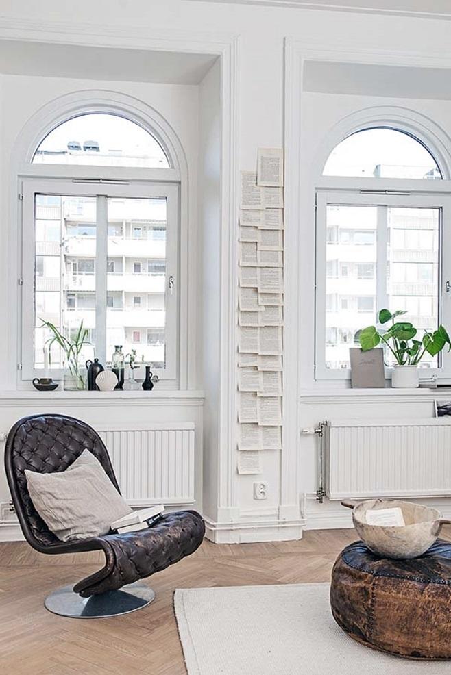 beautiful Scandinavian apartment 17
