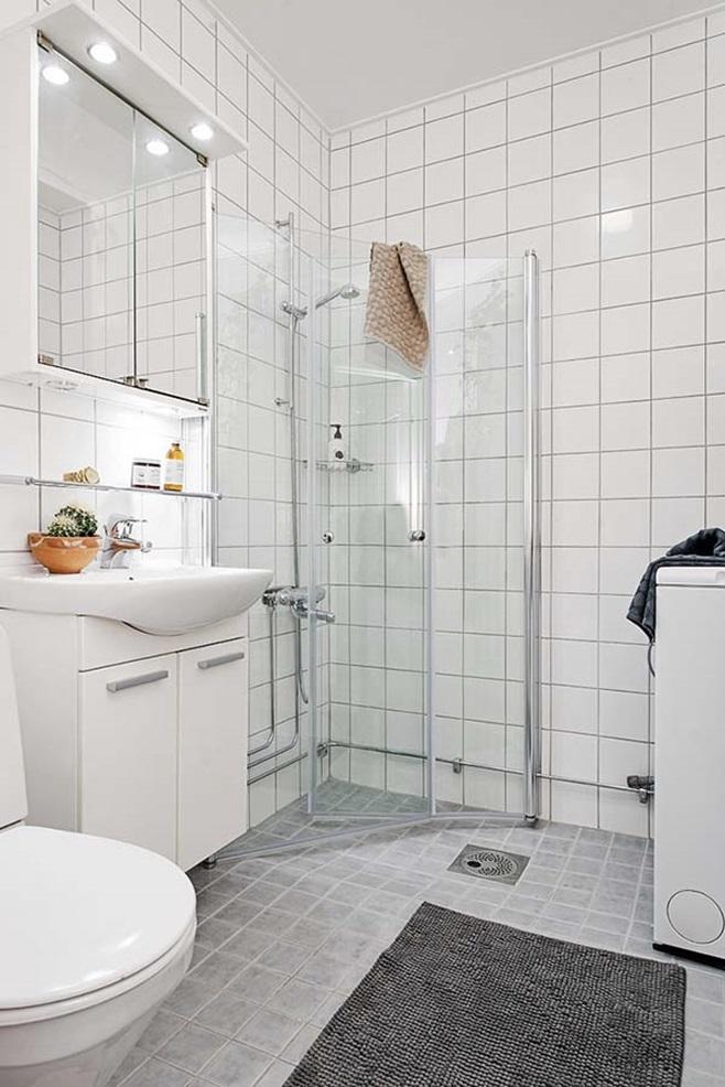 beautiful Scandinavian apartment 25