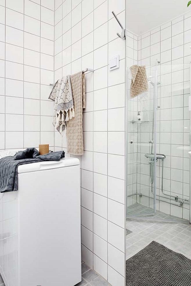 beautiful Scandinavian apartment 26