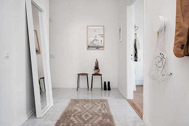 beautiful Scandinavian apartment 28