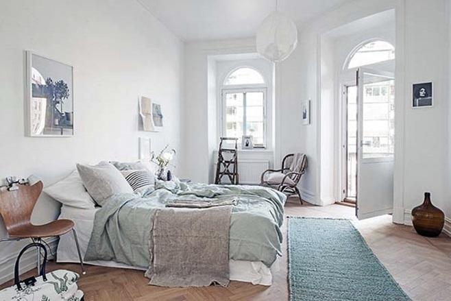 beautiful Scandinavian apartment 4