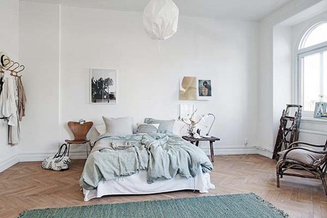 beautiful Scandinavian apartment 5
