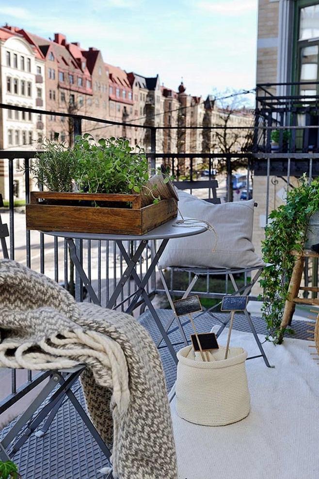 beautiful Scandinavian apartment 8