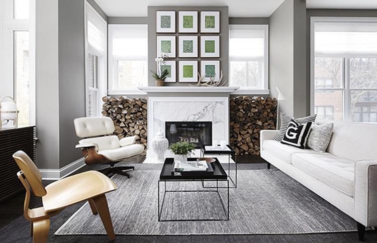 modern apartment in Chicago 1