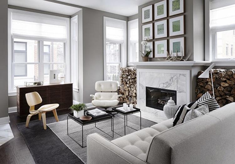 modern apartment in Chicago 4