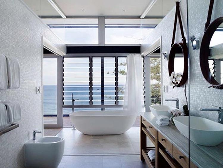 stylish beach house 20
