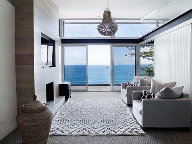 stylish beach house 3