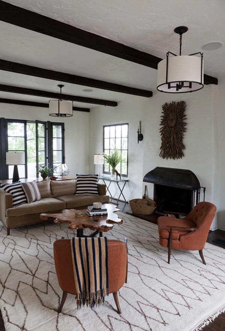 Spanish Colonial Home in Los Feliz Hills 1