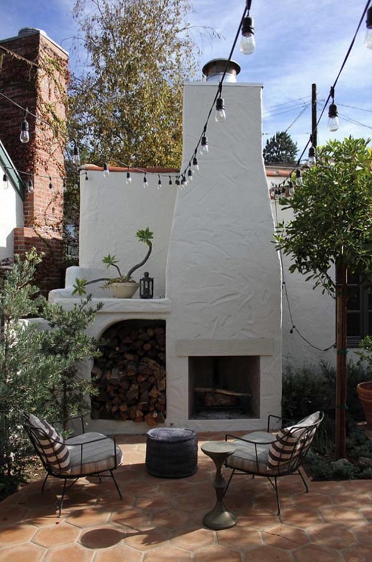 Spanish Colonial Home in Los Feliz Hills 18