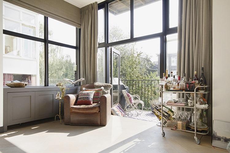 Fascinating apartment in Amsterdam 4
