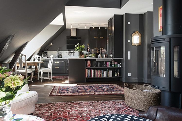 Luxurious Gothenburg loft 1