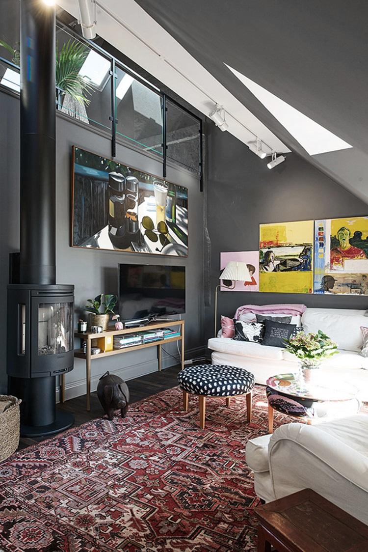 Luxurious Gothenburg loft 10