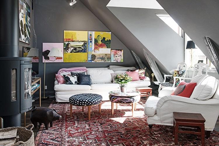 Luxurious Gothenburg loft 11