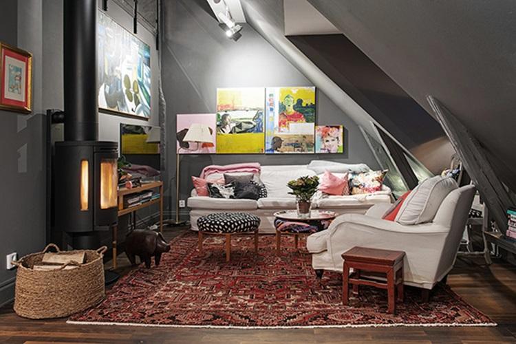 Luxurious Gothenburg loft 12