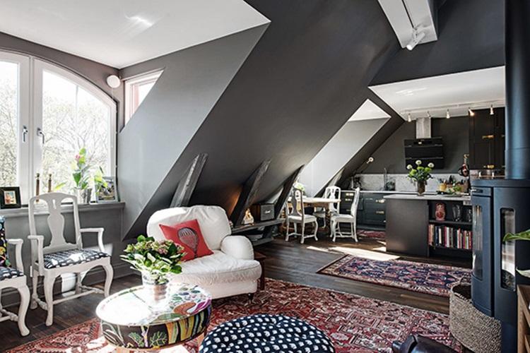 Luxurious Gothenburg loft 2