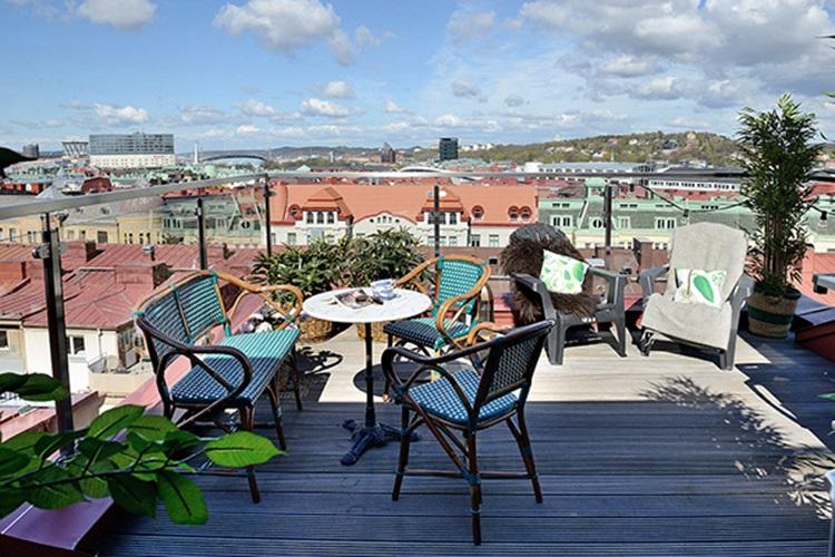 Luxurious Gothenburg loft 30
