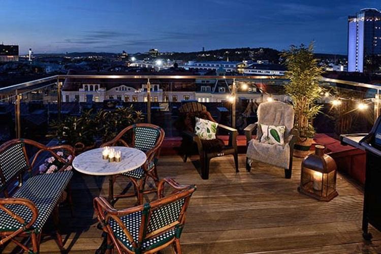 Luxurious Gothenburg loft 31