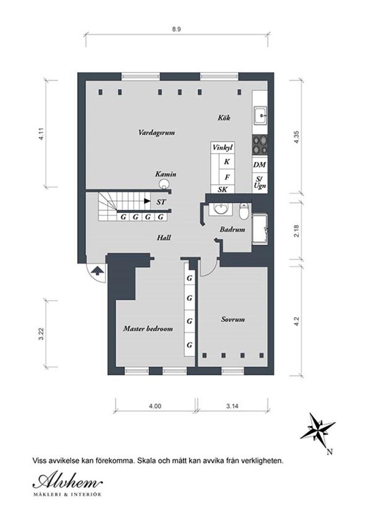 Luxurious Gothenburg loft 33