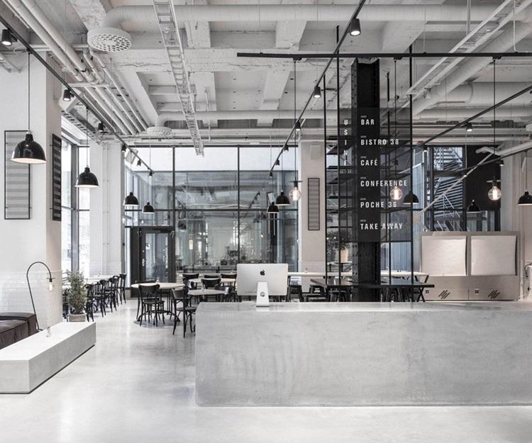Modern restaurant 1