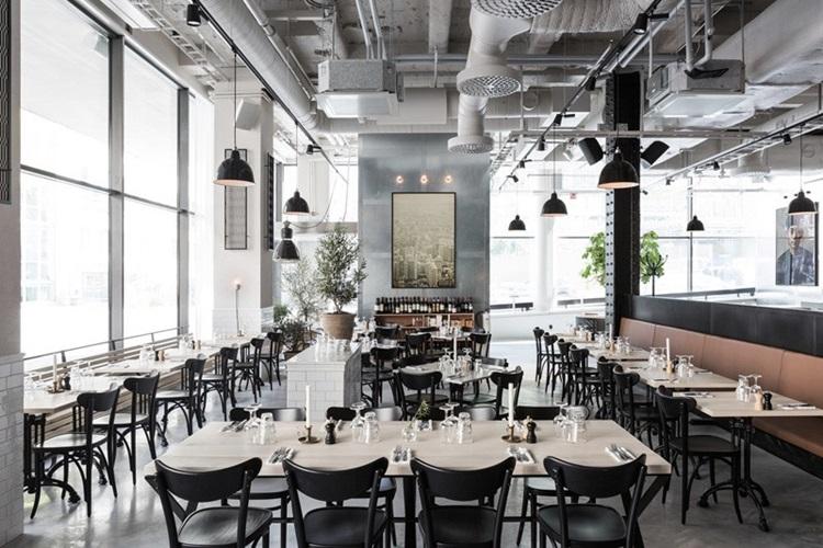 Modern restaurant 2