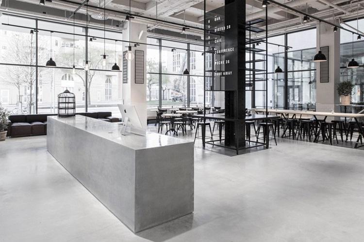 Modern restaurant 3