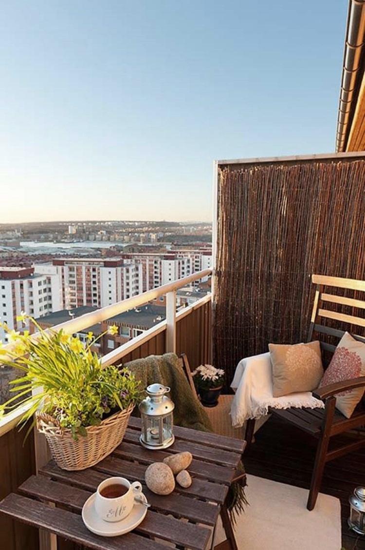 Small balcony design ideas 12