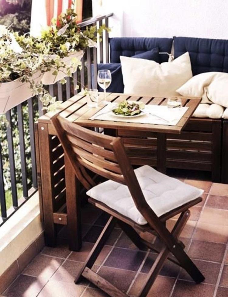 Small balcony design ideas 15