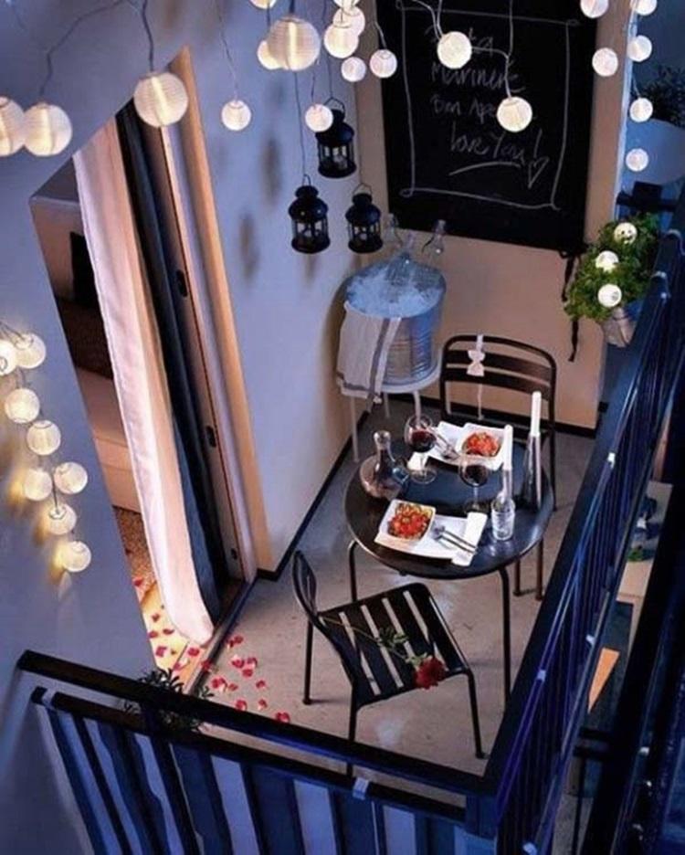 Small balcony design ideas 16