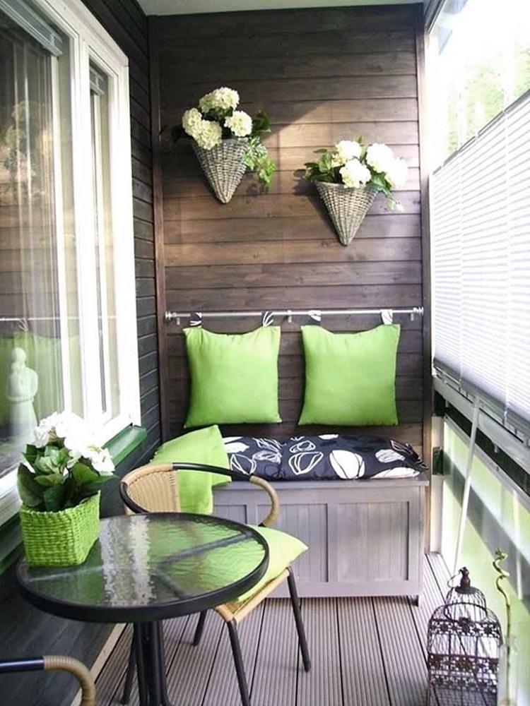 Small balcony design ideas 17