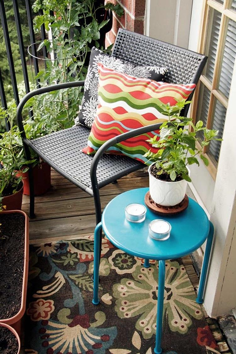 Small balcony design ideas 2