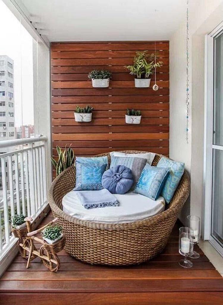 Small balcony design ideas 20